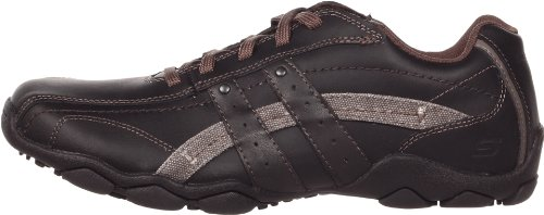 Skechers Diameter- Blake, Zapatillas De Deporte para Hombre, Marrón, 39.5 EU (6 UK)