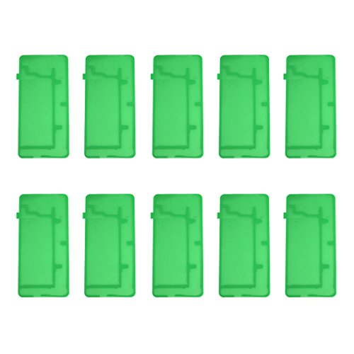 A310 Faceplates - Gzpuluz Adhesive Sticker 10 PCS for Galaxy A3 (2016) / A310 Back Rear Housing Cover Adhesive