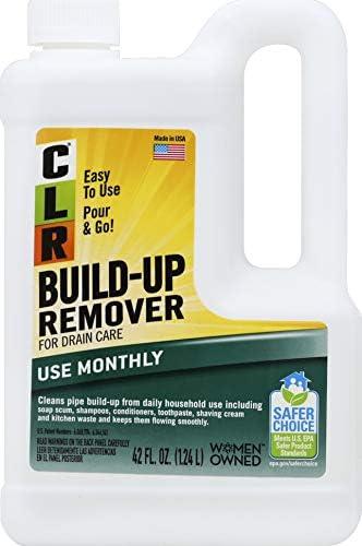 CLR CBR 6 Drain Build Remover product image
