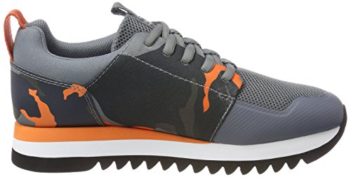 Aop Aop Deline asfalt Naranja star Orange Zapatillas Mujer 9276 G Para blazing Raw PH6Ftx6qAw