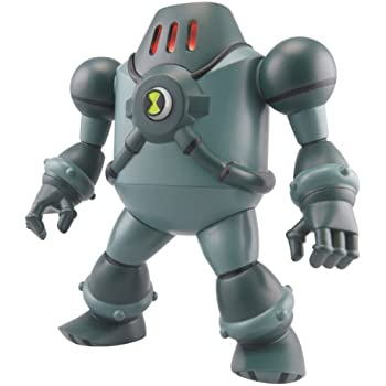 amazoncom ben 10 ultimate alien heroes nrg toys amp games