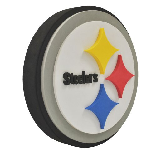 NFL Pittsburgh Steelers 3D Foam Logo