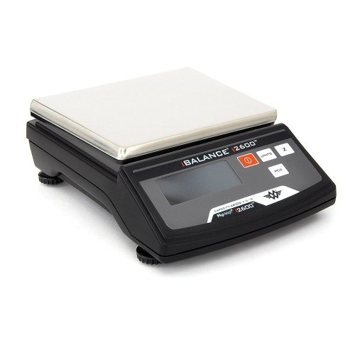 My Weigh Scale Ibalance I2600 High Precision 0.1g Accuracy 2600g Capacity Black
