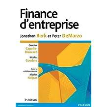 Finance d'entreprise 3e