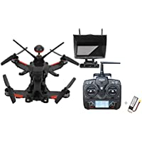 Walkera Runner 250 PRO GPS Racer Drone RC Quadcopter 1080P HD Camera OSD DEVO 7 Transmtter 5.8G FPV Monitor (High Version)