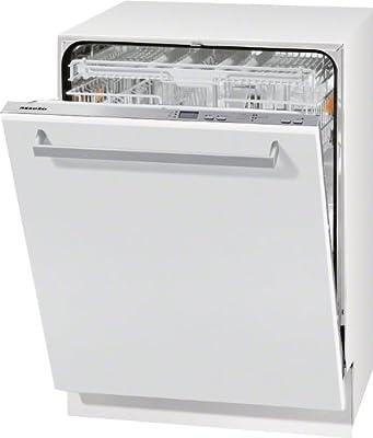 Miele G 4280 SCVi - Lavavajillas (Totalmente integrado, Acero ...