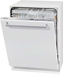 Miele G 4280 SCVi - Lavavajillas (Totalmente integrado, Acero inoxidable, LED, 46 Db, A, 75 °C)