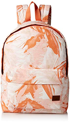 Roxy womens Sugar Baby Backpack, Bright White Ju, 1SZ