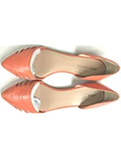 934515d2208 Sole Society Ambera Guava 11 US Womens Flat Shoes