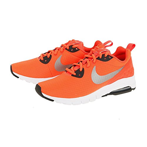 Nike WMNS Nike Air Max Motion LW se–Total Crimson/MTLC Pewter di Blac