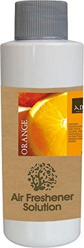 エアーフレッシュナー 芳香剤 アロマ ソリューション オレンジ 120ml