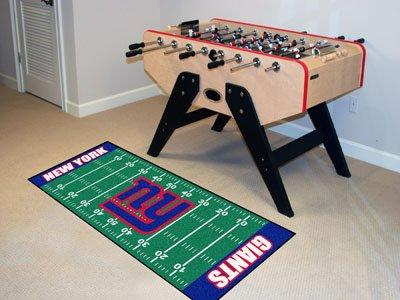 NFL - New York Giants Football Field Runner/30
