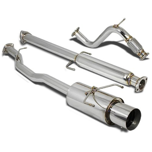 honda accord 1996 exhaust kit - 4