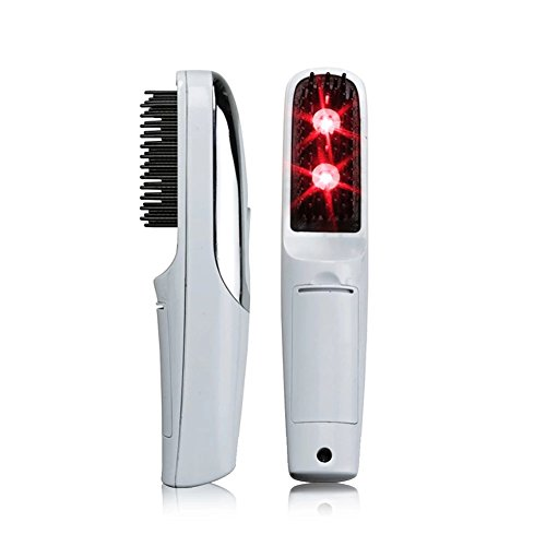 Hair Growth Comb Electric Regrowth Hair Massager Brush Anti Hair Loss