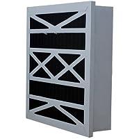 Accumulair 12x24x5 (11.75x23.75x4.38) Carbon Odor Block Aftermarket Honeywell Replacement Filter