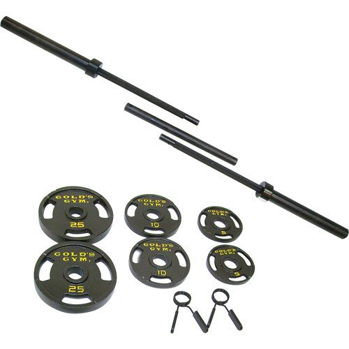 Model Olympic Barbell Weight Set (100) ()