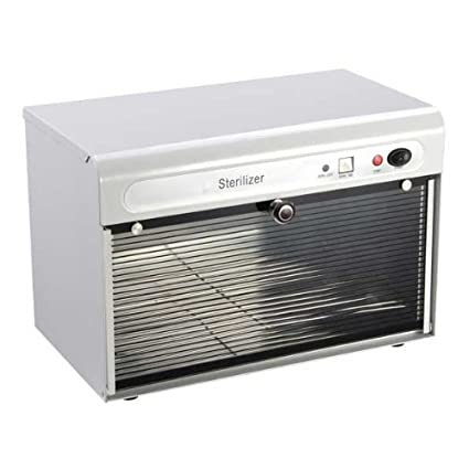 Amazon.com: 8L UV Electric And Sterilizing Cabinet For Beauty ...