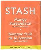 Stash Mango Passionfruit Herbal Tea Bags, 100 Count