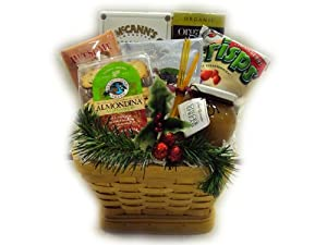 Amazon.com: Low-Sodium Heart Healthy Christmas Gift Basket by Well ...