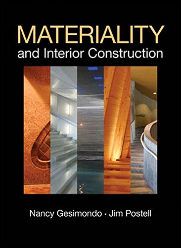 Materiality+Interior Construction