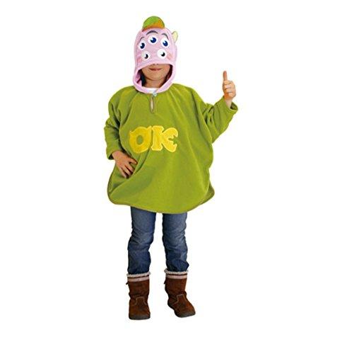 Disney Monsters Inc Costume - Alien Costume - Child S Size]()