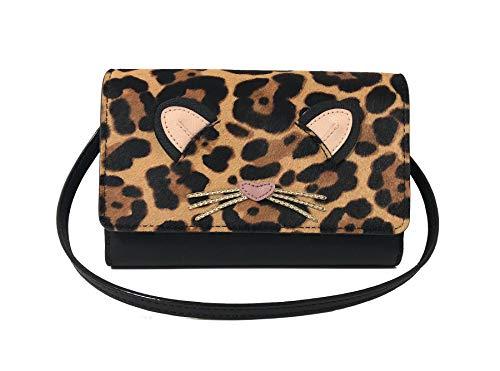 Kate Spade Leopard Handbag - 4