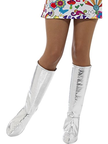 GoGo Boot Covers (Silver Boot Covers)