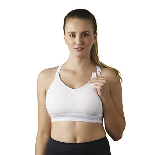 BRAVADO! DESIGNS Women's Original Full Cup Maternity & Nursing Sleep Bra