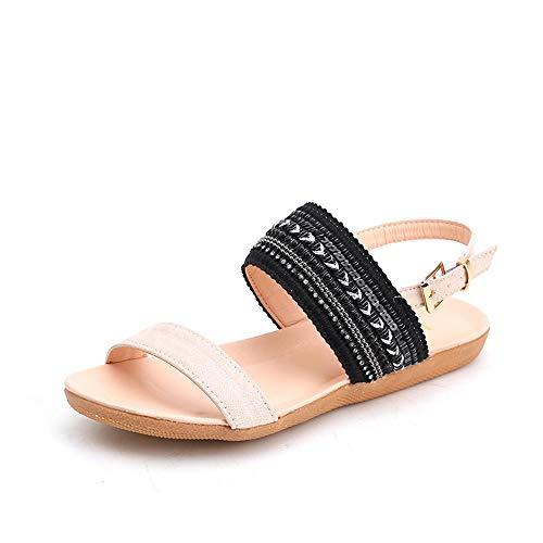 Women's Wedges,Limsea Womens Wedges Sandal Open Toe Ankle Strap Trendy Espadrille Platform Sandals Flats Women's Peep Toe Front Zipper Heel Sandals for Women Work Size 8 Casual Shoes Sneakers Boots