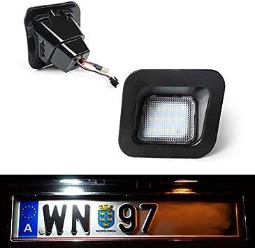 Doled Ll01 Led Kennzeichenbeleuchtung Mit E Prüfzeichen Auto