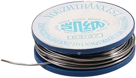 0,7 mm diámetro 1,8 m longitud carrete de hilo de estaño para soldar