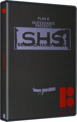 "Plan B ""Second Hand Smoke"" Skateboard DVD"