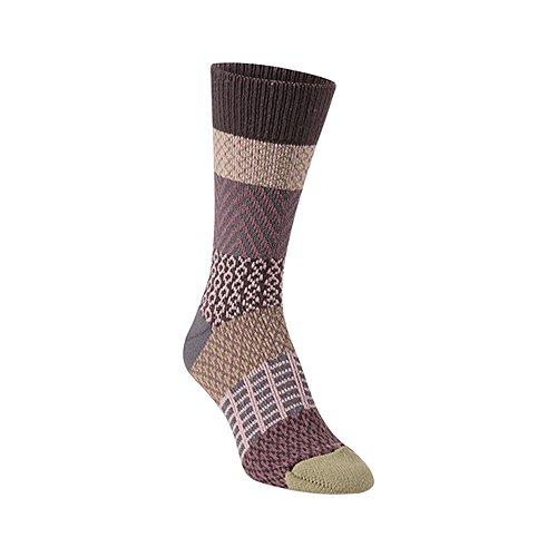 World's Softest Gallery Crew - Holiday Socks (Abigail,O/S)