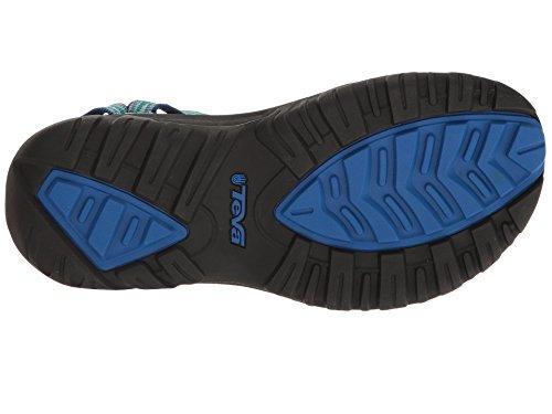 9083 Blue Teva Toe Donna Lagoon Peep qdCd0