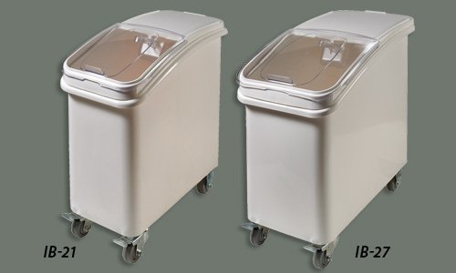 - Winco IB-27 Ingredient Bin, 27-Gallon