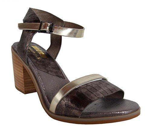Sandalias de Mujer MTNG 93944 HADI BRONCE-BRONCE