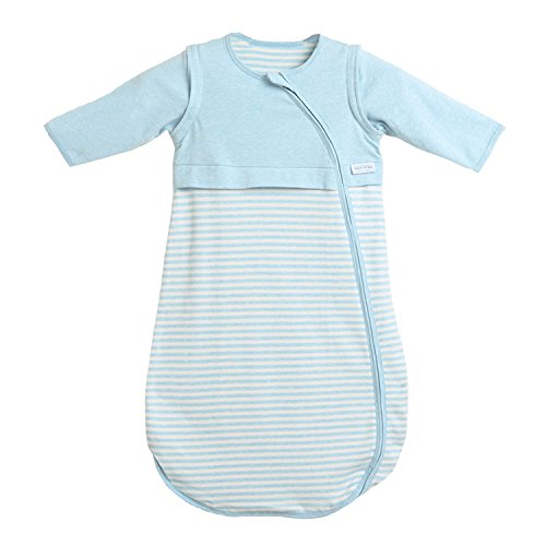 lettas-baby-boys-and-girls-100-cotton-stripe-removable-sleeve-sleeping-bag-05-tog-soft-wearable-blan