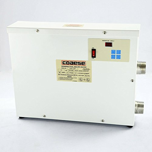 pool heater propane - 8
