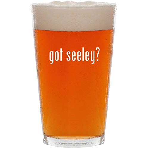 got seeley? - 16oz Pint Beer Glass