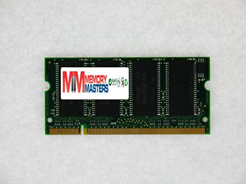 - MemoryMasters 512MB SDRAM SODIMM (144 Pin) LD 133Mhz PC133 for Apple Mac Memory PowerBook G4 Titanium 400 512MB