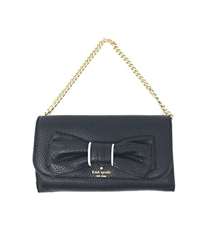 Kate Spade New York Rosewood Place Milou WLRU3077 (Black/Cement) by Kate Spade New York