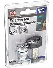 BGS Do it yourself 85819 | Brievenbus slotcilinder | 18 x 20 mm