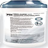 MCK38844100 - Professional Disposables Surface Disinfectant Cleaner Sani-Cloth AF3 Wipe Manual Disposable