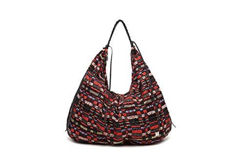 Hobo Shopper Colores O Bandolera Grandes Al Mujer Hombro Y Tote Rojo Mambo Varios Bolsos Modelos Eq147y