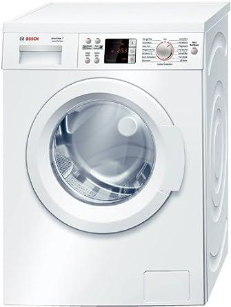 Bosch Waq28441 Waschmaschine Frontlader Avantixx 7 A 1400 Upm 7 Kg Varioperfect Sportswear Programm Amazon De Elektro Großgeräte