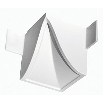 Focal Point 21615 4 1/8-Inch Quick Clips System A Inside Corner Block 3-Inch by 3-Inchx 3 1/2-Inch, White from Focal Point