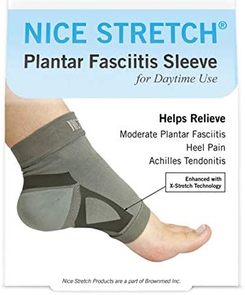 Nice Stretch Plantar Fasciitis Sleeve