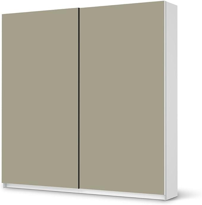 Vinilo adhesivo para IKEA PAX armario de 201 cm Altura - puerta ...