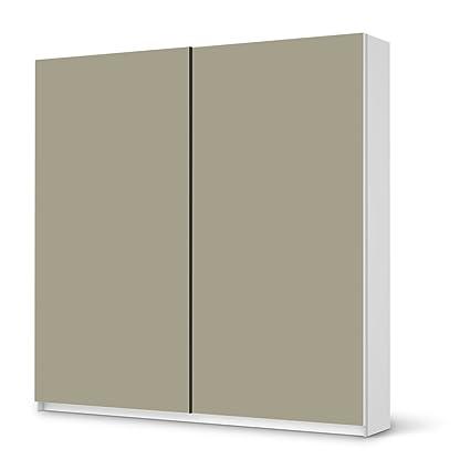 Vinilo Adhesivo Para Ikea Pax Armario De 201 Cm Altura Puerta