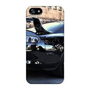 DrunkLove Case Cover Skin For Iphone 5/5s (shiny Black Supra)